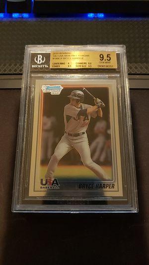 Bryce Harper - Bowman Chrome USA baseball card for Sale in Hacienda Heights, CA