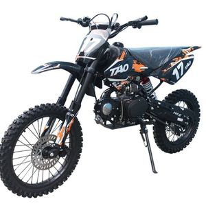 "Taotao High End Dirt Bike 17 125CC Big With 17"" Tires for Sale in Grand Prairie, TX"