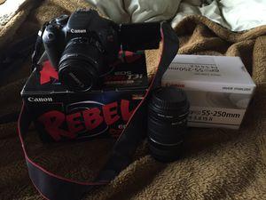 Canon T3i bundle for Sale in Las Vegas, NV