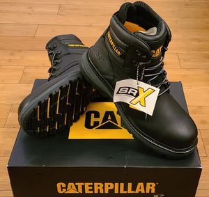 CAT Work Boots size 8.5,9 and 9.5 for Men. for Sale in Paramount, CA