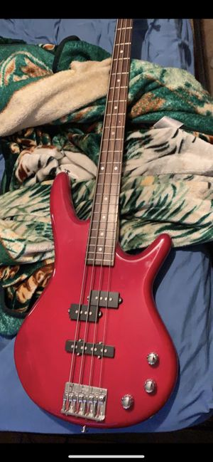 Ibanez bass guitar for Sale in Dinuba, CA