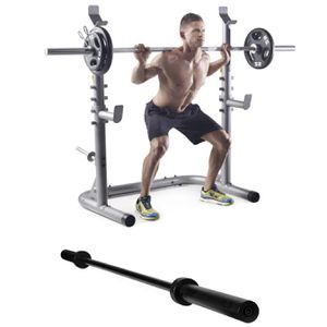 Squat Rack & Olympic bar for Sale in San Diego, CA
