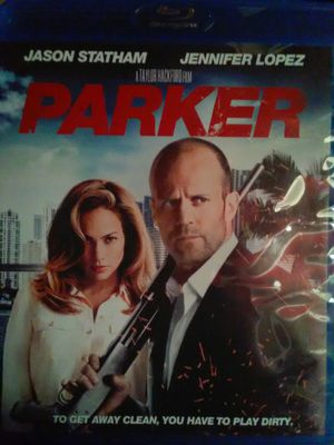 Parker Blu Ray movie for Sale in Ontario, CA