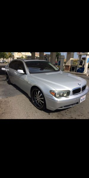 760LI V12 BMW 2006 for Sale in Winchester, CA