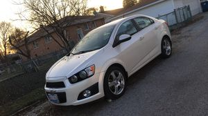 2013 Chevy sonic LTZ turbo for Sale in Harvey, IL