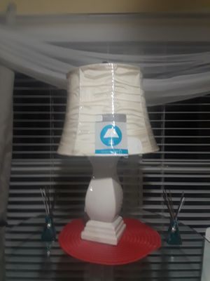 Table Lamp and Shade for Sale in Haines City, FL