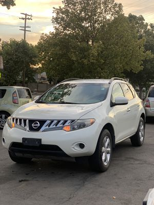 Nissan Murano s AWD 2009 for Sale in San Leandro, CA