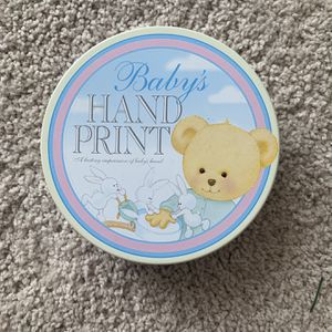 Baby Hand Print Kit for Sale in Austell, GA