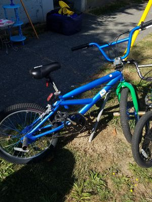 Bmx Mongoose bikes for Sale in Seattle, WA