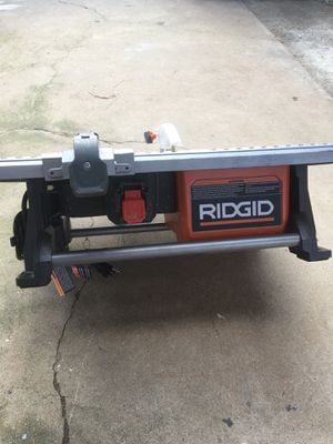 Tile saw for Sale in Lincoln Acres, CA