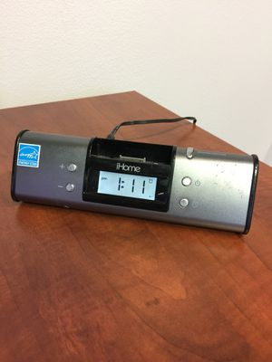 Ihome clock radio and alarm for Sale in Portland, OR
