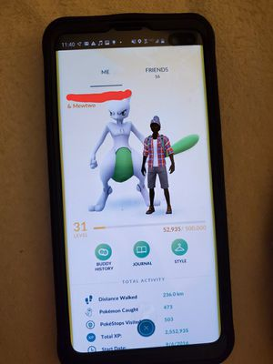 Pokemon Go Account Account With Shiny Mewtwo, More Shiny/Legendary Pokemon, Multiple High CP Pokemon Included! for Sale in Washington, DC