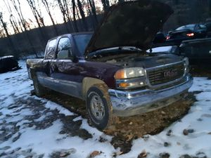 99-06 GMC SERRIA / CHEVY SILVERADO PARTS FOR SALE.!!! Pick up delivery or shipping options for Sale in Spencer, IN