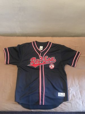 RED SOX BASEBALL JERSEY/ SIZE: EXTRA LARGE for Sale in Ewing Township, NJ