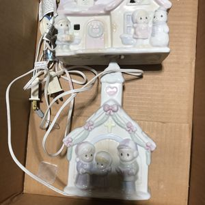 1993/1994 Precious moments light up for Sale in Algonquin, IL