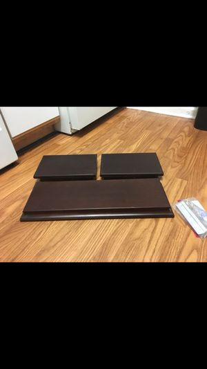 3 wall shelves for Sale in Spartanburg, SC