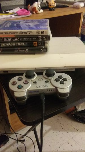 P3,4games&1 controller w/all hook-up's for Sale in Evansville, IN