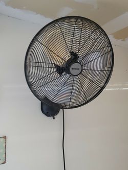 Hurricane Wall Mount Fan High Velocity for Sale in San Diego,  CA