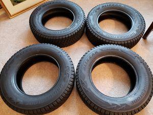 4 Bridgestone Blizzak Snow Tires - 215/70R16 for Sale in Leesburg, VA