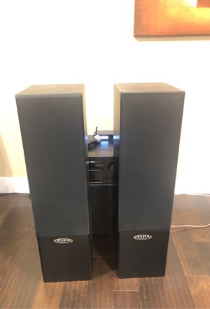 DPA Tower speakers, set of 2 for Sale in Snohomish, WA