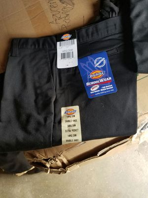 Dickies black for boys brand new size 14R/26w for Sale in Hawthorne, CA