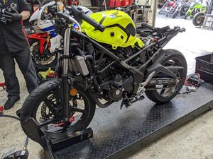 2016 Honda CBR300R motorcycle parts available! for Sale in Millbrae, CA