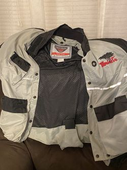 First Gear Motorcycle Jacket And Rain Suit for Sale in Manassas,  VA