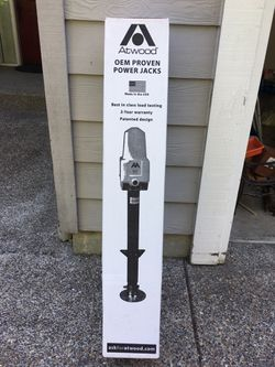 Atwood premier 3000 power jack for Sale in Tigard,  OR