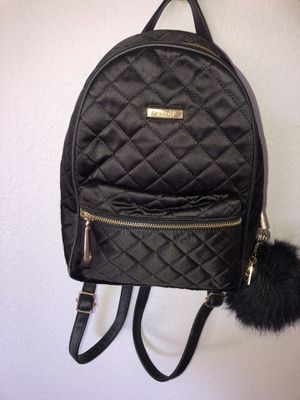 ALDO Black Quilted Medium Sized Backpack for Sale in Los Angeles, CA