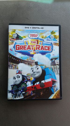 The Great Race Movie / Thomas and Friends DVD for Sale in Colorado Springs, CO
