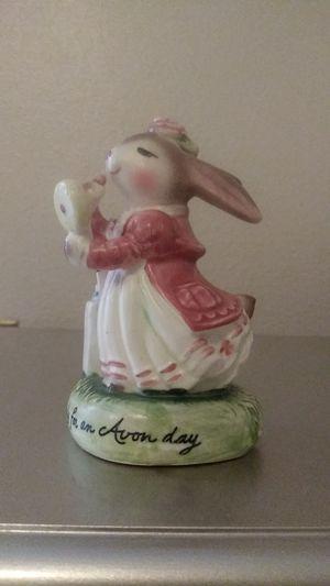 Vintage Avon Precious Moments Rabbit Figurine for Sale in Gresham, OR