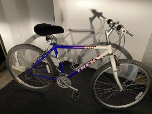 "Trek 800 //: 26"""" mountain bike ( needs some work) for Sale in Midland Park, NJ"