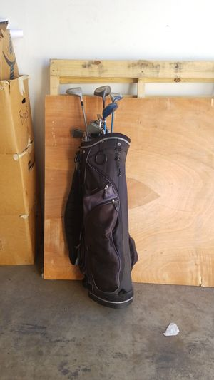 Golf clubs for Sale in Houston, TX
