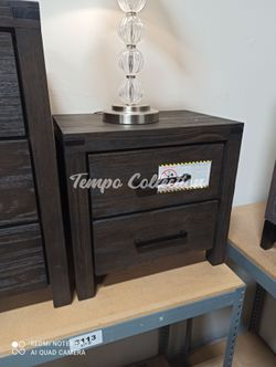 New Solid Wood Nightstand, Brown, SKU# FOA7382NTC for Sale in Santa Fe Springs,  CA