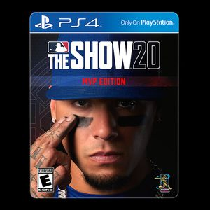 Ps 4 MLB The Show 20 MVP Edition for Sale in Traverse City, MI