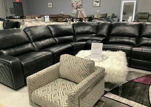 Reclining Sectional Sofa for Sale in Las Vegas, NV