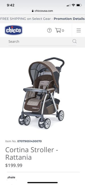 Chicco cortina stroller and infant car seat for Sale in Suffolk, VA