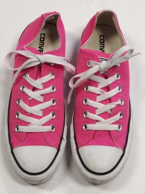 Converse hot pink Womens sz 8 men's sz 6 for Sale in Atlanta, GA