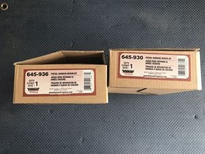 2000 and up chevy silverado Brand New pigtail wiring harness repair kit left and right side tail light harness (Part # 645-936, 645-930) for Sale in Sacramento, CA