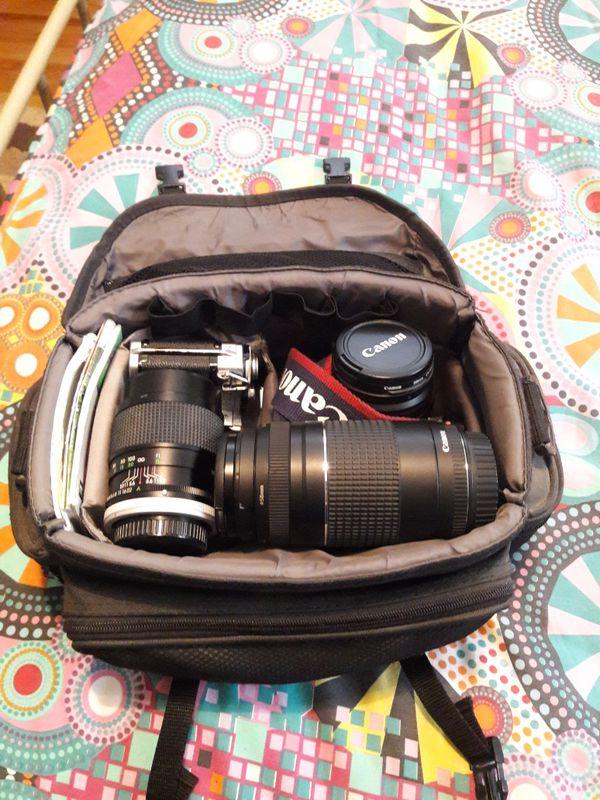 Film Camera bundle