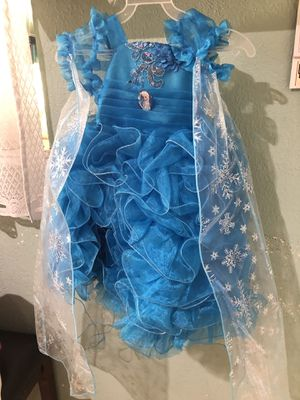 Girls blue dress for Sale in Sacramento, CA