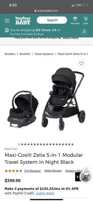 Stroller/Car Seat for Sale in San Jose, CA
