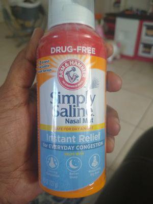 Saline spray for Sale in Henderson, NV
