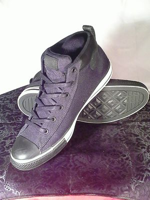 All Star Converse Mens Size 12 (Blue Black Color) for Sale in Oxon Hill, MD