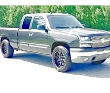 ֆ14OO 4WD CHEVY SILVERADO 4WD for Sale in Washington, DC