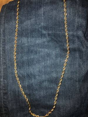 Gold plated Chain for Sale in San Diego, CA