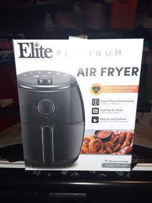 Elite platinum air fryer 2.1 Q.T. oil free for Sale in Evesham Township, NJ