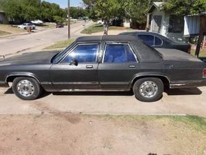 91' mercury grand marquis for Sale in Big Spring, TX
