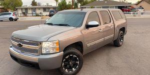 "2007 Chevrolet Silverado Ls 1500 4 door 2wd ""SALVAGE title"" for Sale in Phoenix, AZ"
