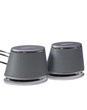 Amazon Basics USB-Powered Computer Speakers for Sale in San Luis Obispo, CA